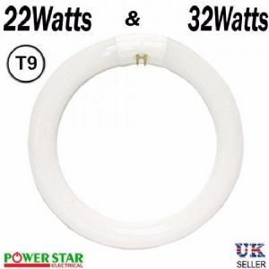 t9 circular fluorescent light & 32w/22w t9 circular fluorescent tube | Powerstarelectricals.co.uk